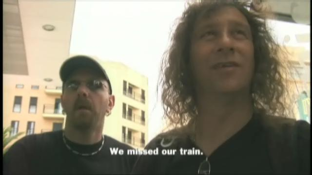 We Missed Our Train