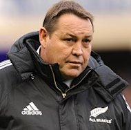 Steve Hansen was full of praise for England after they had defeated his New Zealand team