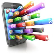 Mobile Apps as Marketing Tool image The Decade of 350 Billion App Downloads