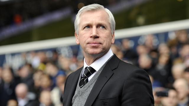 Football - Pardew feeling positive