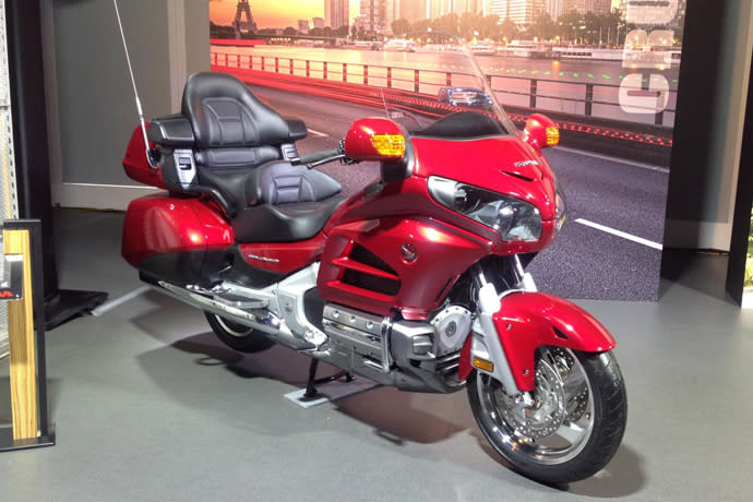 Honda 2017 Goldwing 尊榮上市