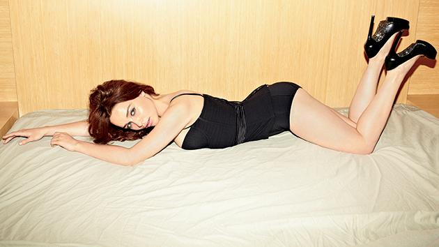 "EMILIA CLARKE OF ""GAME OF THRONES"" IN GQ'S MARCH ISSUE"