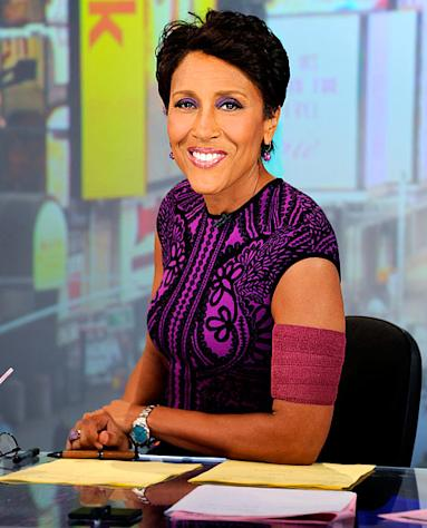 Robin Roberts Taking Medical Leave From Good Morning America