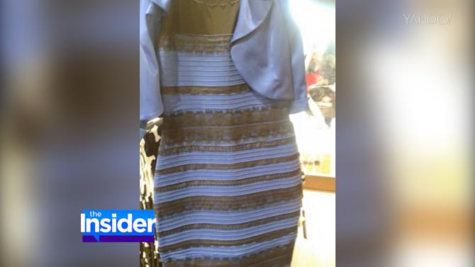 'What Color Is the Dress?' Hollywood Weighs In