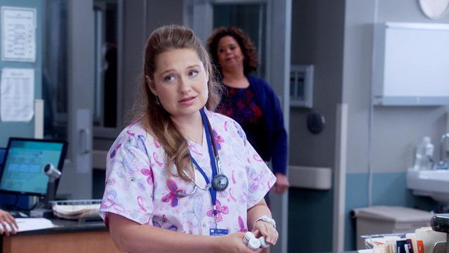 Nurse Jackie Season 6: Episode 3 Clip - Shoplifting