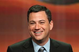 Kimmel Moving to 11:35, Going Head-to-Head With Letterman, Leno