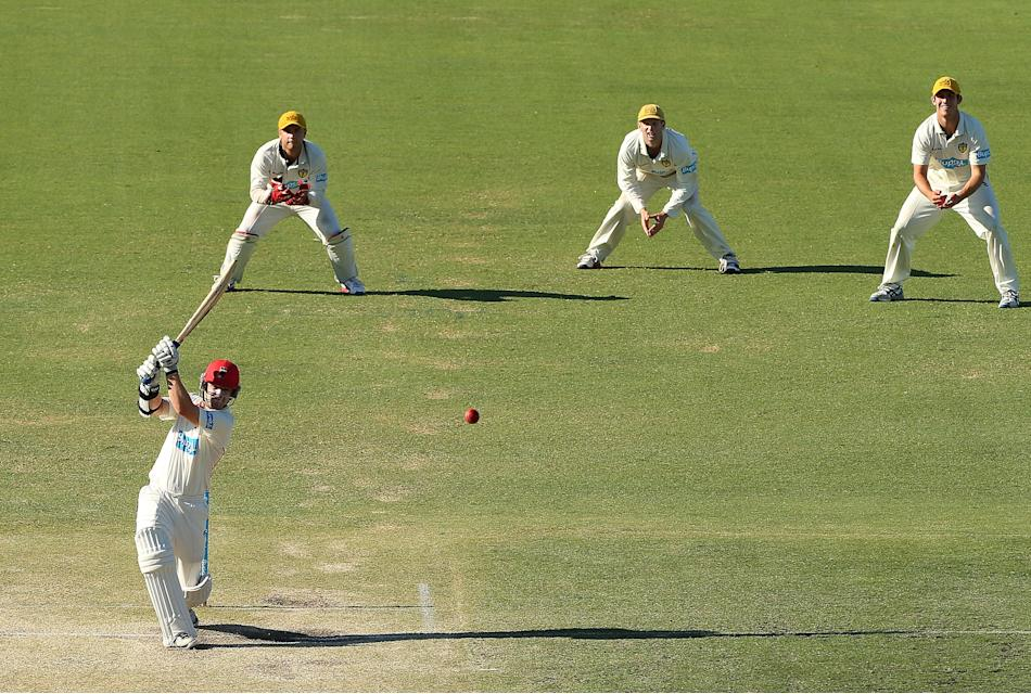 Sheffield Shield - Warriors v Redbacks: Day 4
