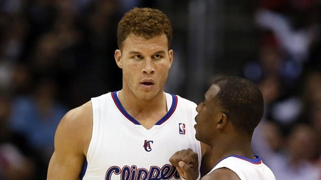 NBA - Clippers beat Knicks in battle of division leaders