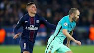 The Barca boss is contemplating a formation change following his side's disastrous defeat in Paris last week, as a La Liga clash with Atletico looms