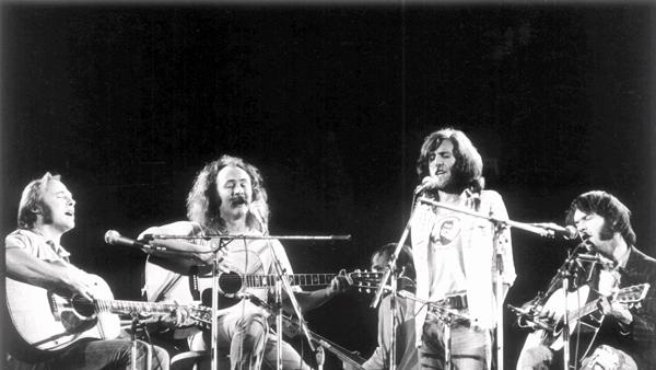 Crosby, Stills, Nash & Young to Release Long-Awaited 1974 Live Album in August