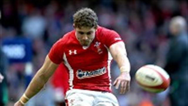 Rugby - Halfpenny fired up for French exchange