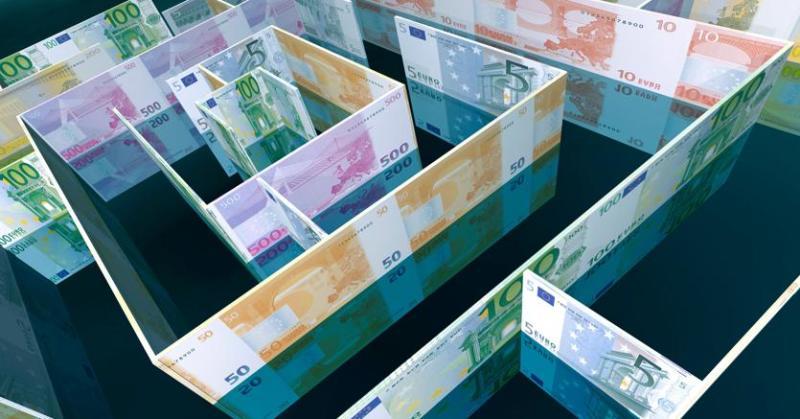 Allarme Moody's: 549 miliardi di titoli tossici in 5 banche
