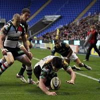 Tom Casson's late try secured a remakable win for Harlequins