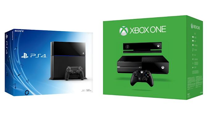 How the PS4 took a lead over the Xbox One before it even existed