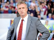 Crewe manager Steve Davis will look for attacking reinforcements