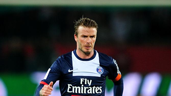 Soccer - Ligue 1 - Paris Saint Germain v Stade Brestois - Parc de Princes