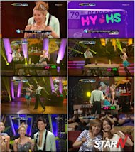 'Dancing With The Star' Hyoyeon makes another fantastic performance of a latin dance