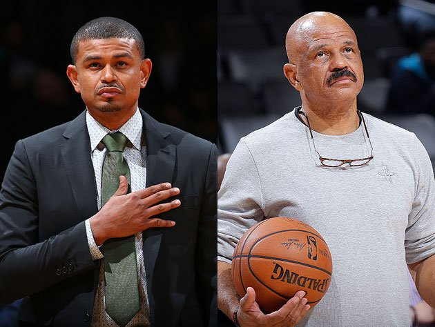Earl Watson and John Lucas join in the discussion. (Getty Images)