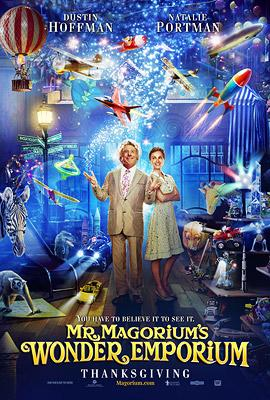 Fox Walden's Mr. Magorium's Wonder Emporium