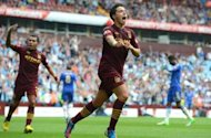 Nasri: I'm staying at Manchester City
