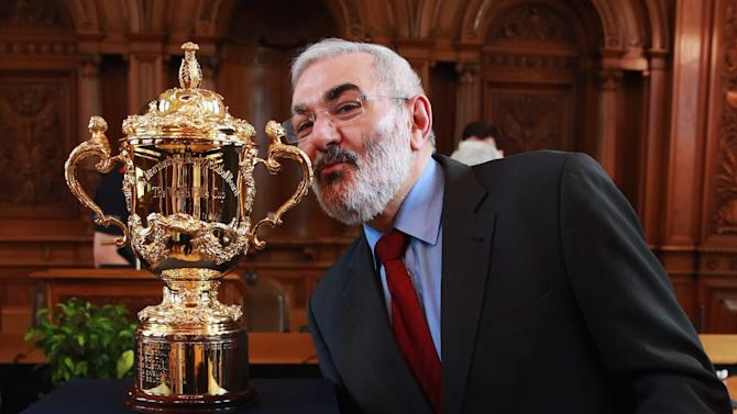 Rugby World Cup Trophy Tour - Germany