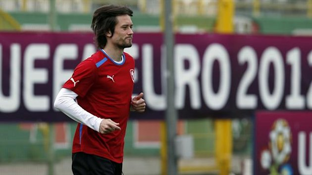 Tomas Rosicky, Czech Republic (Reuters)