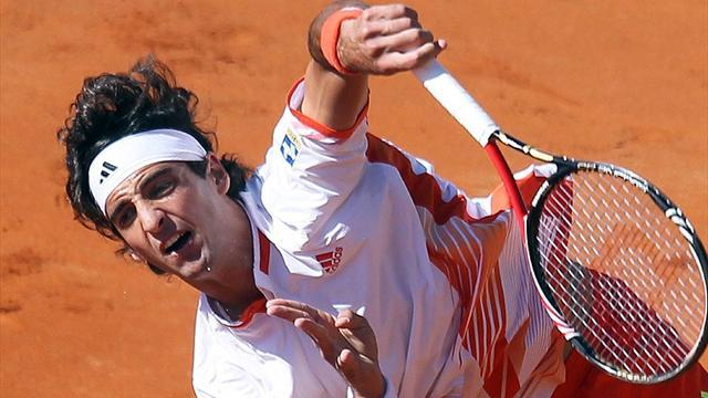 Formula 1 - Bellucci upsets Tipsarevic to win Gstaad title