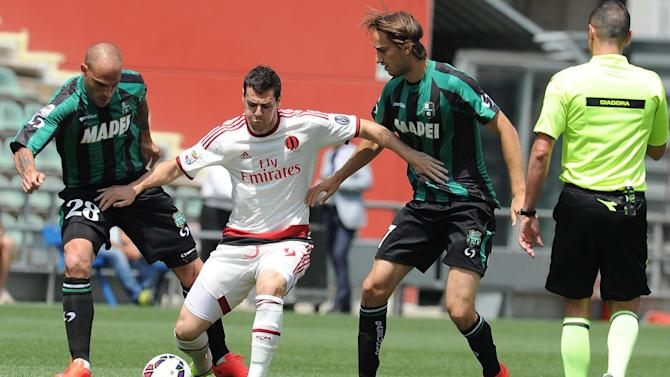 Video: Sassuolo vs AC Milan