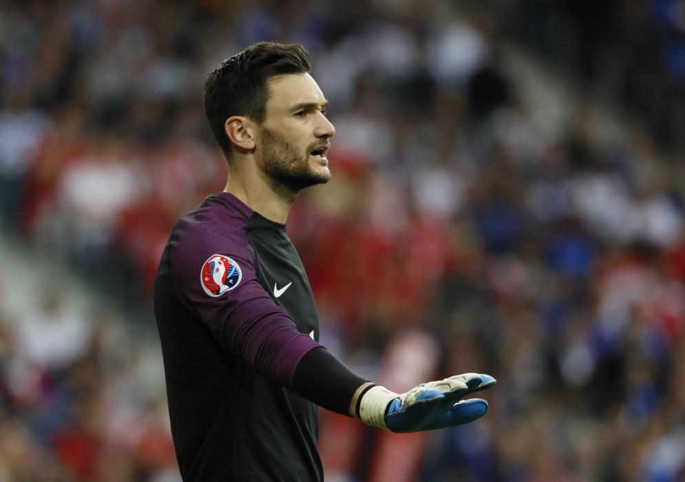 France's Hugo Lloris