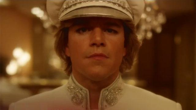 Matt Damon Talks Liberace Nudity