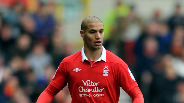 Adlene Guedioura had a loan spell with Nottingham Forest last season