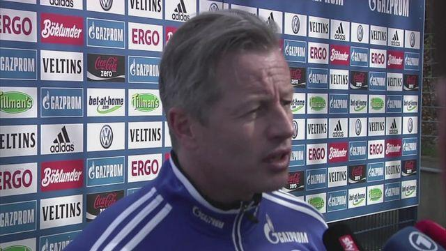 Schalke must beat Eintracht, says Keller