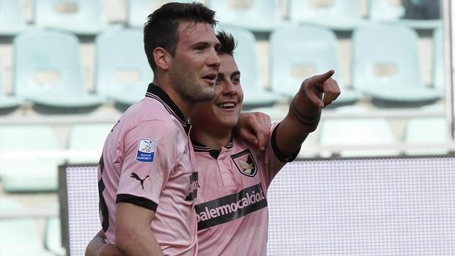Serie A - Serie B: Palermo fly towards top flight return