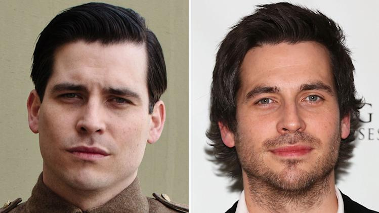 Rob James-Collier (Thomas)