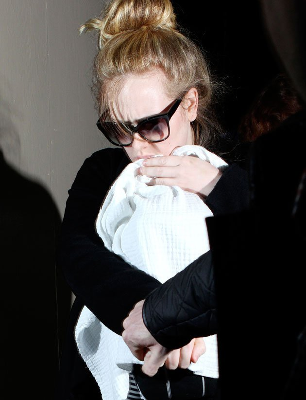 Adele After Baby | www.imgkid.com - The Image Kid Has It!