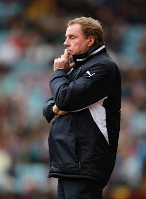 Harry Redknapp hopes to build a team at QPR that can stay up and challenge for the top half of the table next season