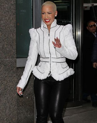 PHOTOS: Amber Rose Has Proof Kim Kardashian Cheated With Kanye West