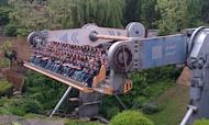 Chessington: Dozens Rescued After Ride Jams