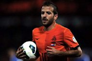Van der Vaart to miss Netherlands' Asia tour