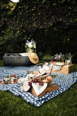 Top 5 Pinterest Pins – Picnic Season Inspiration! image classic romantic picnic