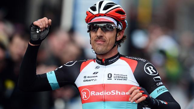 Cycling - Cancellara claims Tour of Flanders crown