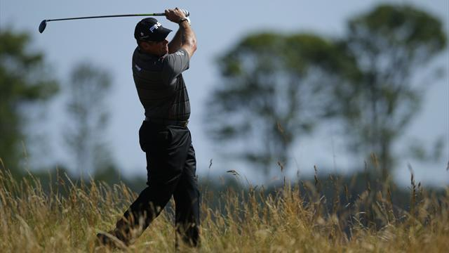 The Open Championship - Third round: LIVE Westwood leads