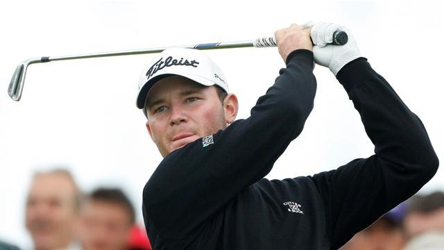 Grace takes charge of Dunhill Links
