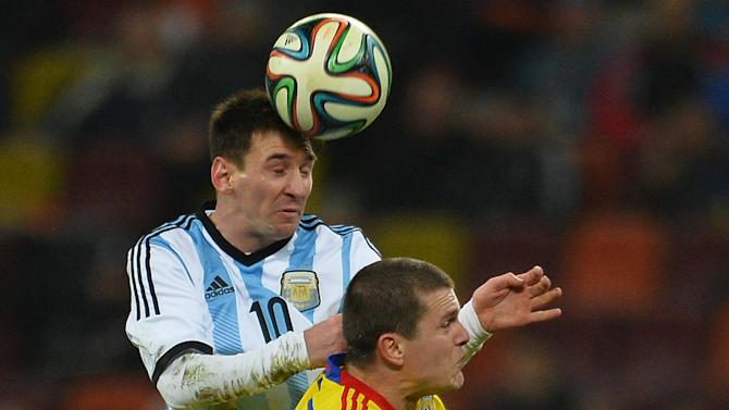 World Cup - Dzeko, Enyeama and Queiroz out to spoil Messi's dream