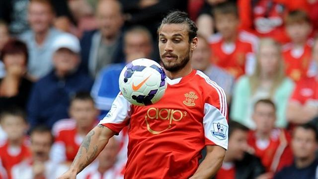 Serie A - Osvaldo heading to Juventus on loan