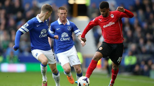 Premier League - Late Coleman strike crushes Cardiff