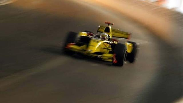 GP2 - Palmer takes points lead with win