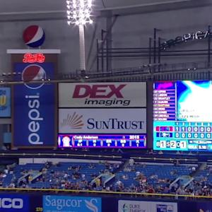 Sizemore's homer ends perfecto