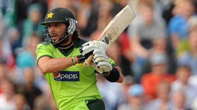 Cricket - I'll be fully fit for Twenty20 World Cup - Afridi