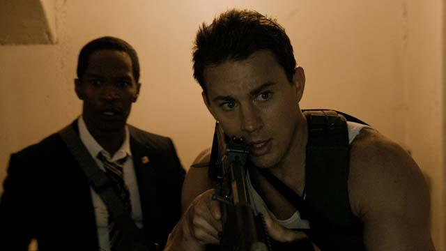 White House Down Trailer 4